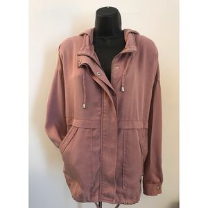 Forever 21 women's size M / L dusty rose hoodie